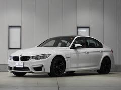 BMWM3 アダプティブMサス レザーシート 認定中古車