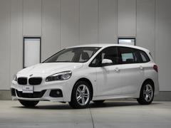 BMW218iグランツアラー Mスポーツ LEDライト 認定中古車