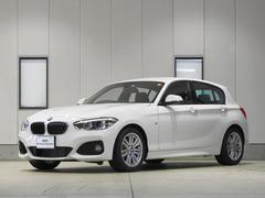 BMW118i Mスポーツ パーキングアシスト LED 認定中古車
