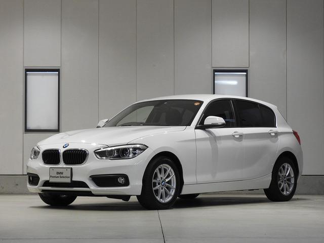 BMW 118i 2年保証 禁煙車 認定中古車