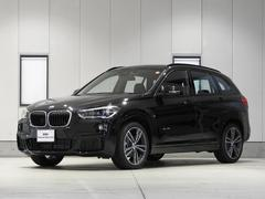 BMW X1 sDrive 18i Mスポーツ 19inアルミ 認定中古車