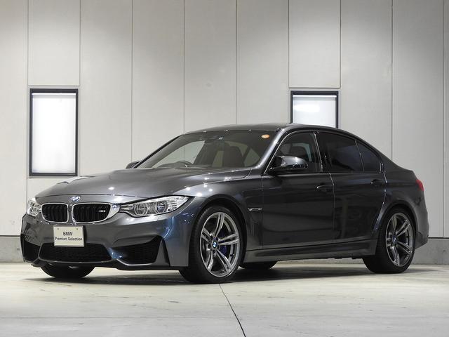 BMW M3 2年保証付 禁煙車 認定中古車
