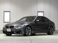 BMWM3 2年保証付 禁煙車 認定中古車