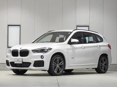 BMW X1xDrive 20i Mスポーツ 19inアルミ 認定中古車