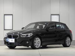 BMW118i Mスポーツ ドライビングアシスト LED