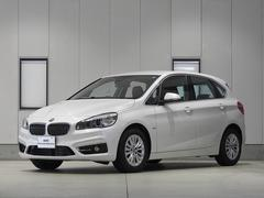 BMW218dアクティブツアラー ラグジュアリー パークアシスト