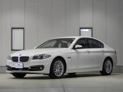 BMW523iラグジュアリー 2年保証 ACC 認定中古車