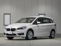 BMW218dグランツアラー ラグジュアリー パーキングアシスト