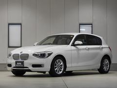 BMW116i スタイル HDDナビ リアカメラ 認定中古車