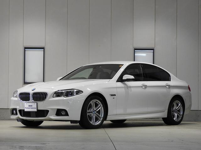 BMW 523d Mスポーツ ハイラインパッケージ 認定中古車