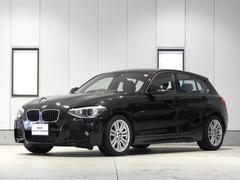 BMW116i Mスポーツ 2年保証 禁煙 認定中古車