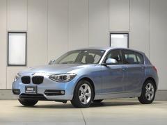 BMW116i スポーツ カメラ付HDDナビ 禁煙 認定中古車
