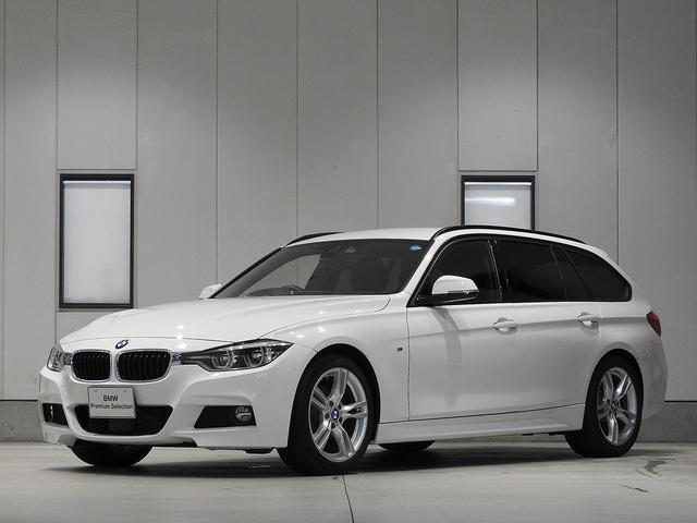 BMW 320d Mスポーツ アドバンスドアクティブセーフティPKG