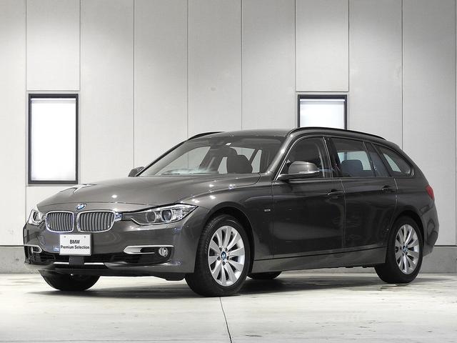 BMW 320iツーリング モダン 2年保証 ACC 認定中古車