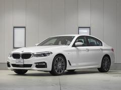 BMW523i Mスポーツ トップカメラ 19inアルミ 認定中古