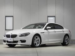 BMW640iグランクーペ Mスポーツ ガラスルーフ ブラウン革
