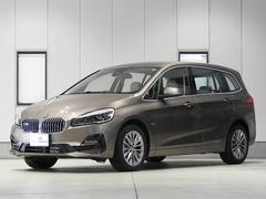 BMW218dグランツアラー ラグジュアリー LCIモデル レザー