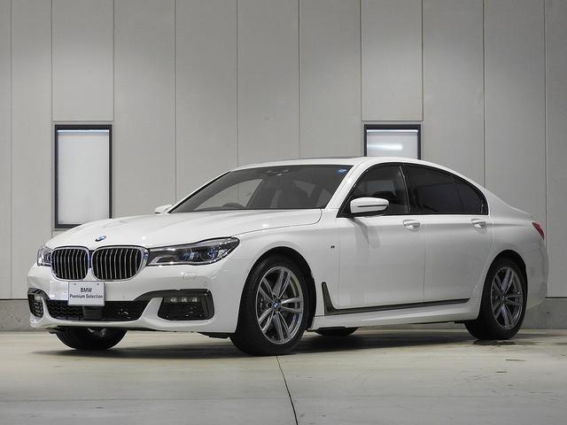 BMW 740i Mスポーツ レーザーライト サンルーフ 認定中古車