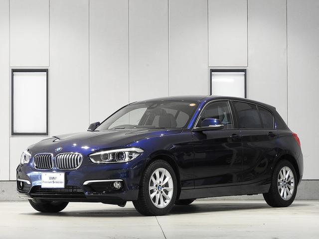 BMW 118i スタイル 2年保証 LEDヘッドライト 認定中古車