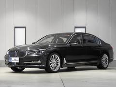 BMW740Ld xDrive エクセレンス エンターテインメント