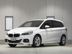 BMW218dグランツアラー Mスポーツ サンルーフ ACC