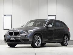 BMW X1sDrive 20i スポーツ HDDナビ リアカメラ