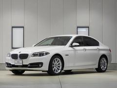 BMW523dイノベーター 2年保証付 アダプティブLED