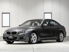 BMW320d Mスポーツ カメラ付HDDナビ 禁煙 認定中古車