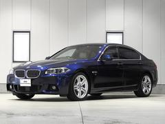 BMW523d セレブレーションエディションバロン 19inアルミ