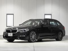 BMW523dツーリング Mスポーツ ベージュレザーシート ACC