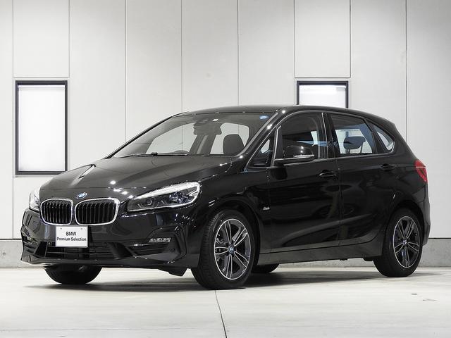 BMW 218dアクティブツアラー スポーツ LED 後期型