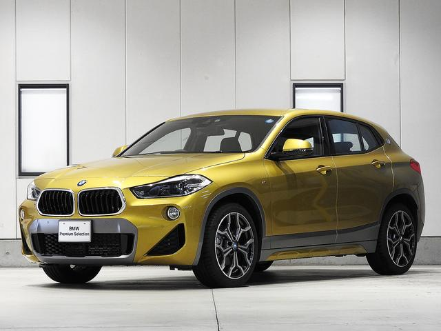 BMW sDrive 18i MスポーツX ACC シートヒーター
