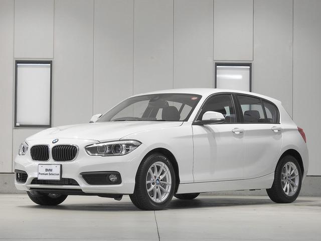BMW 118i ドライビングアシスト LED 認定中古車