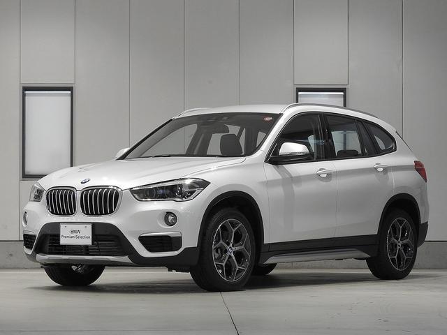 BMW xDrive 18d xライン シートヒーターパークアシスト