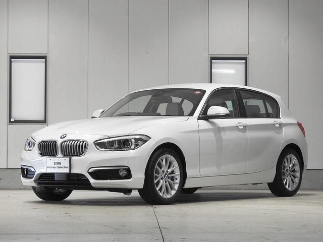 BMW 118d ファッショニスタ オイスターレザーシート ACC