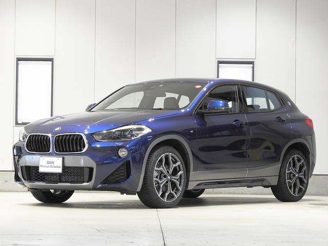 BMW sDrive 18i MスポーツX モカレザーシート ACC