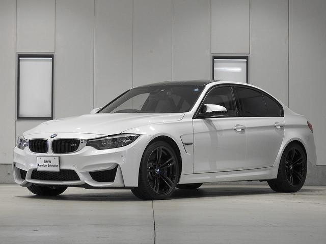 BMW M3 2年保証付 鍛造19inアルミ 認定中古車