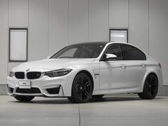 BMWM3 2年保証付 鍛造19inアルミ 認定中古車