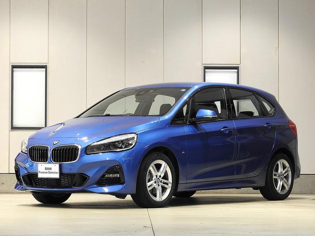 BMW 218d xDriveアクティブツアラー Mスポーツ ACC