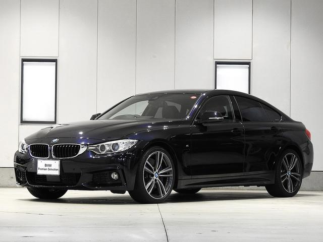 BMW 428iグランクーペ Mスポーツ ファストトラックPKG