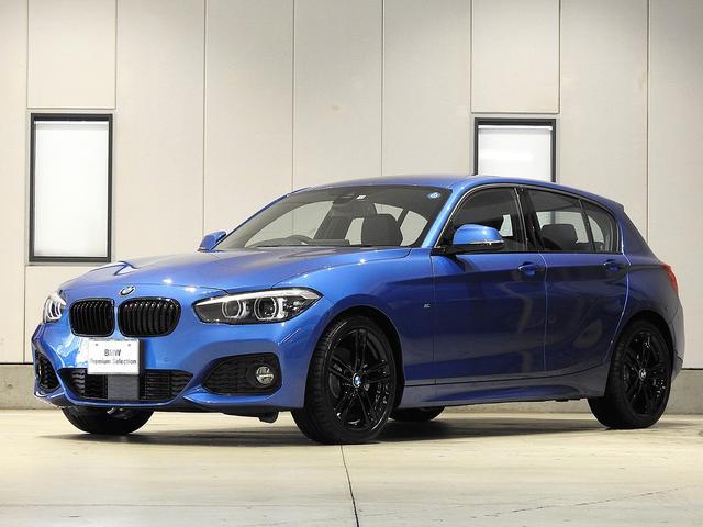 BMW 118i Mスポーツ エディションシャドー 革 18AW
