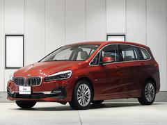 BMW218iグランツアラー ラグジュアリー オイスターレザー