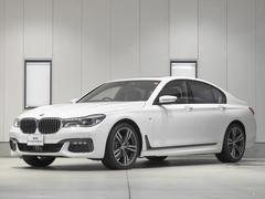 BMW740i Mスポーツ レーザーライト サンルーフ 認定中古車