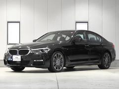 BMW523i Mスポーツ 3Dビューカメラ レーンアシスト