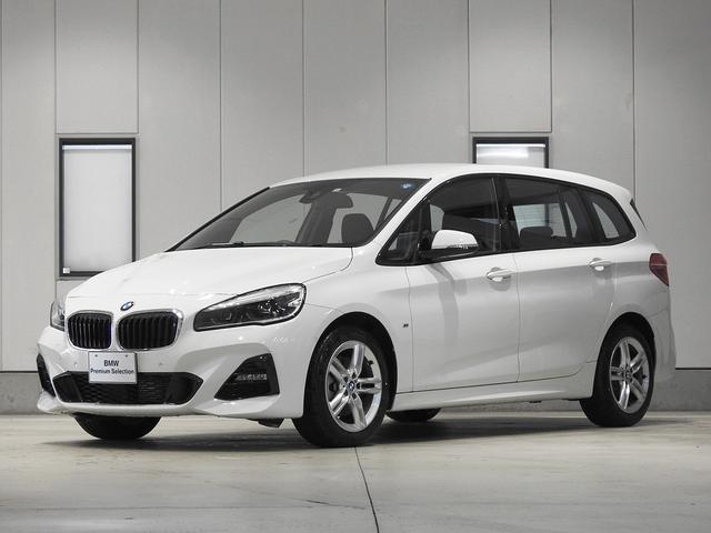 2シリーズグランツアラー(BMW)218d xDriveグランツアラー Mスポーツ 中古車画像
