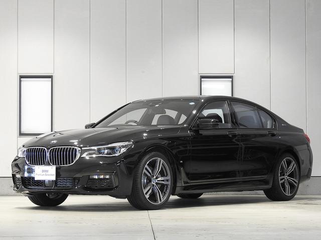 BMW 740eアイパフォーマンス Mスポーツ レーザーライト