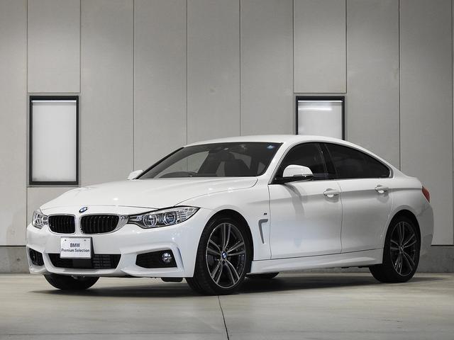 BMW 420iグランクーペセレブレーションEDインスタイル 革