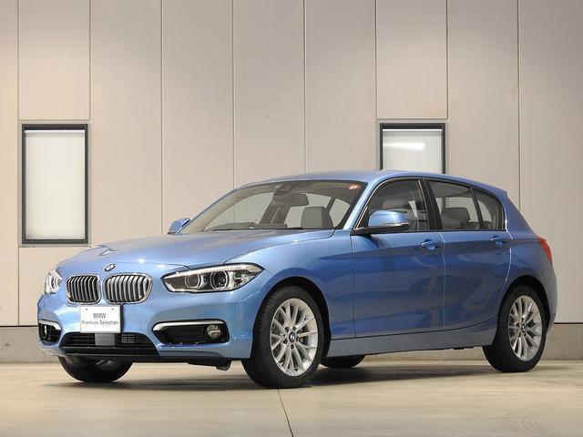 BMW 118i ファッショニスタ オイスターレザーシート ACC