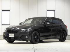 BMW118i Mスポーツ エディションシャドー レザーシート