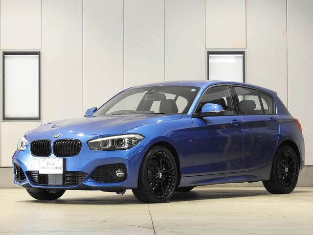 BMW 118i Mスポーツ エディションシャドー 革シート ACC